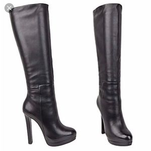 Shoes - Steve Madden Runwayy leather boot
